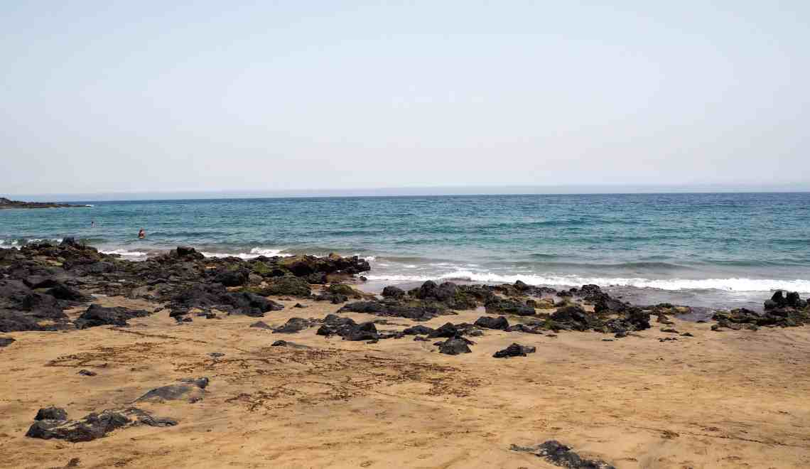 Our babymoon: surprises in Lanzarote