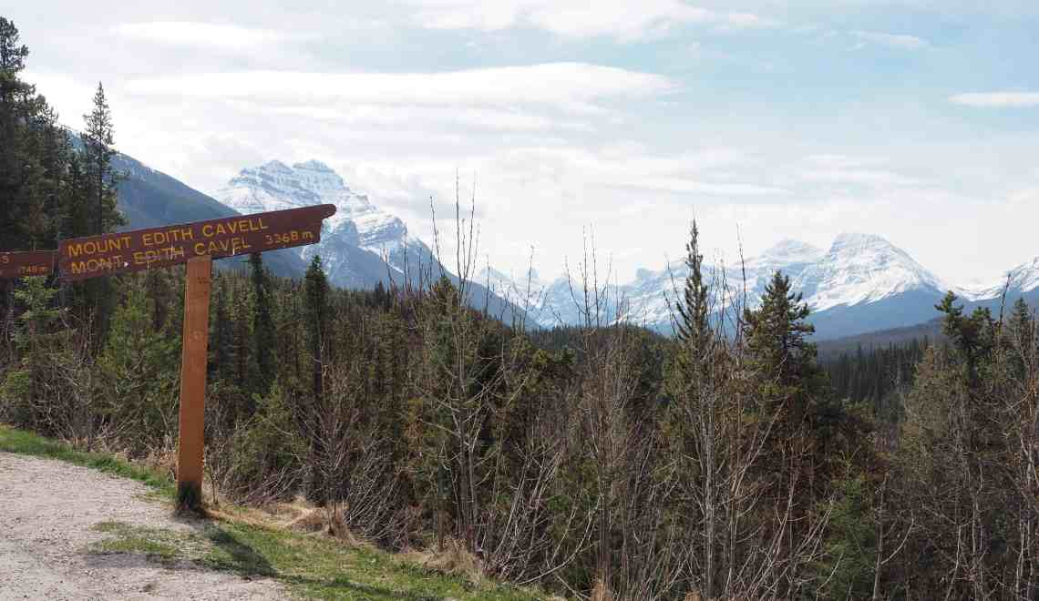 The Icefields Parkway, Alberta