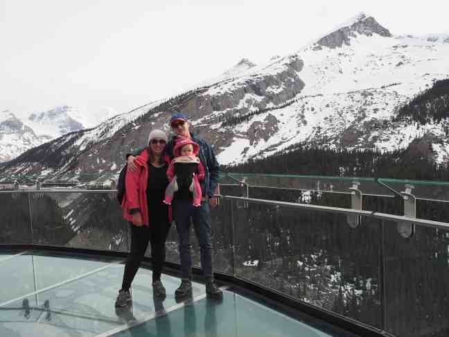 Glacier Skywalk, Icefields Parkway
