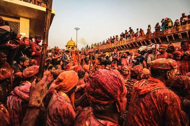 Famed Indian Festival Filled With Color Picture