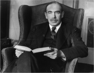John Maynard Keynes had much to say on the Lords of Finance