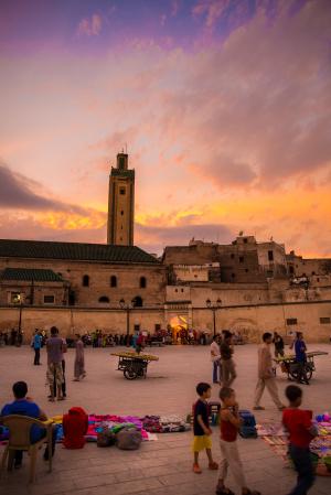 Fes Square