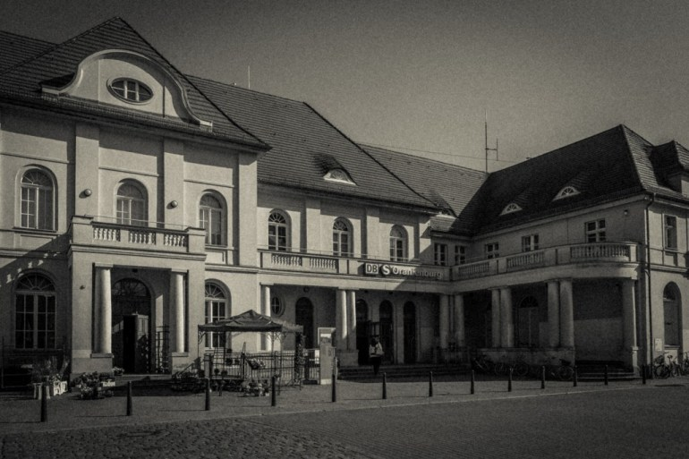Oranienburg-train-station-today