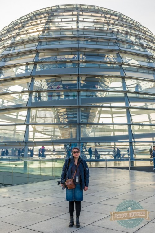 Travelling-Book-Junkie-outide-the-Reichstag-Dome-Berlin-Germany