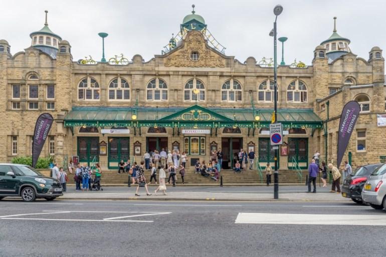 The-Royal-Hall-Harrogate-Crime-Writing-Festival-2014-J.K.Rowling-Event