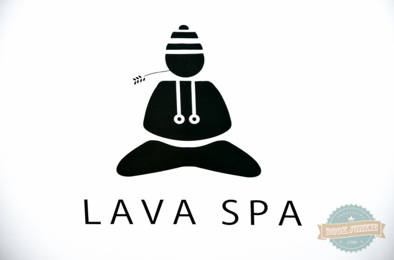 The Lava Spa at the ION adventure Hotel Iceland