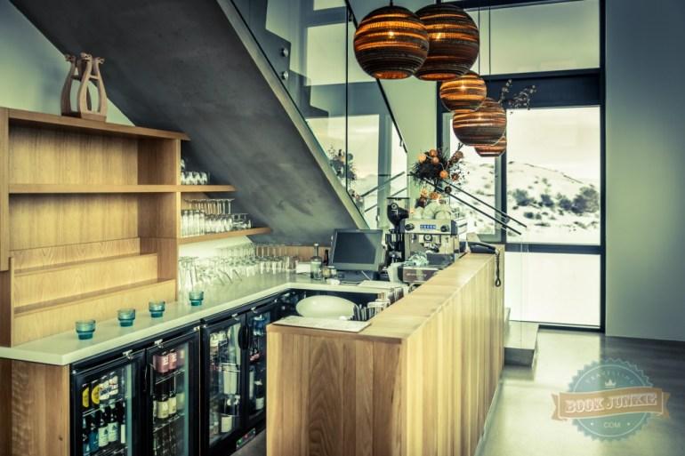 Bar Area of ION Adventure Hotel Iceland