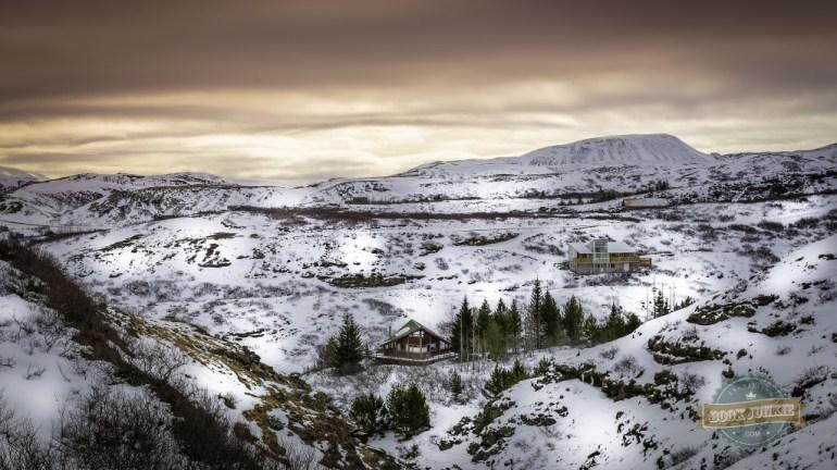 Þingvallavatn home