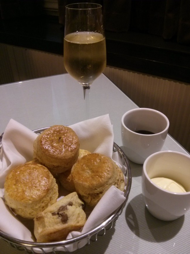 A Selection of Scones from St Ermins in London