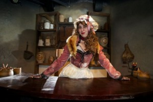Mrs Lovett, Sweeny Todd's Lover, pie shop, London Dungeon