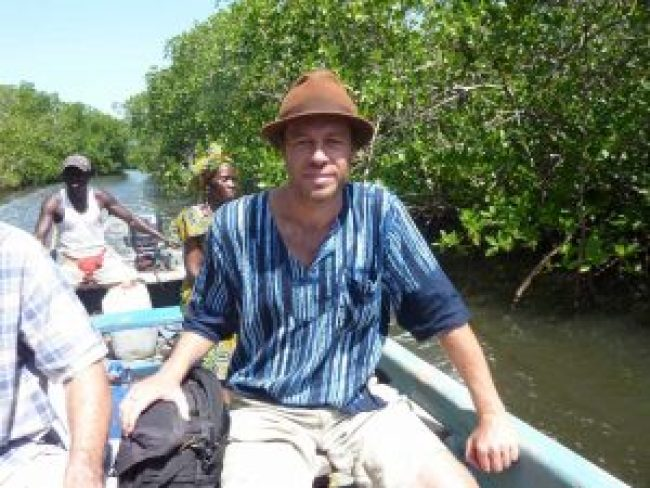 Simon Fenton Author and Photographer
