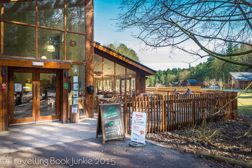 The REtreat at Thorpe Forest Forest Holidays in Thetford Foresst Norfolk UK