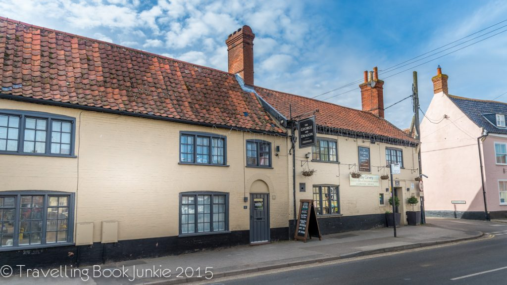 The George and Dragon pub at east harling