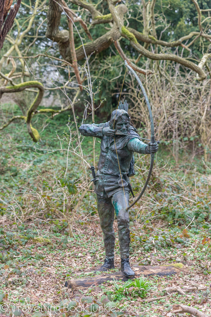 Robin Hood Merry Men Sherwood Forest Legend Myth