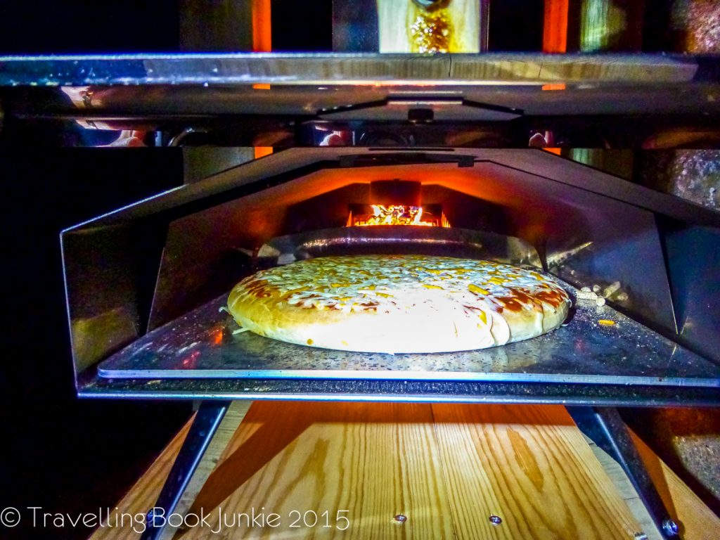 Pizza Oven Amber Bell Tents Norfolk Glamping
