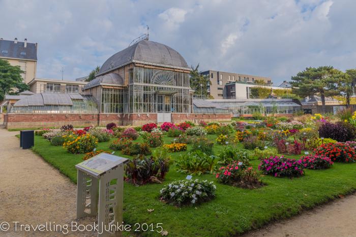 Jardin des Plantes France, Nantes, Botanical gardens