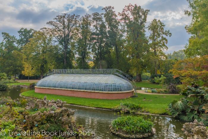 Jardin des Plantes, Nantes, France, Botanical gardens
