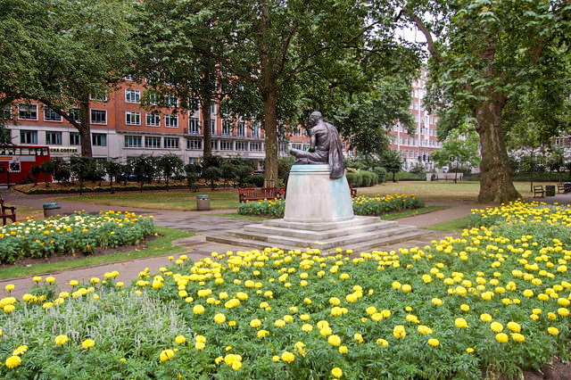 Bloomsbury, London, Tavistock Square