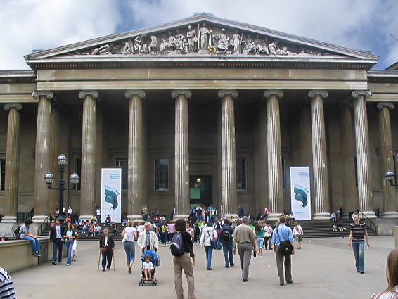 British Museum, Bloomsbury, London,