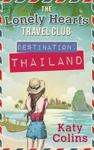 Destination Thailand by Katy Colins published 2016, book release
