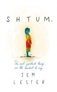 Shtum by Jem Lester book release 2016