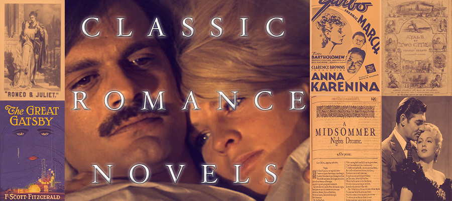 25 Top Classic Romance Novels Worth Reading