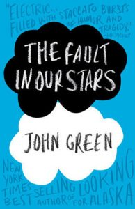 Romance Novel, The Fault in our Stars