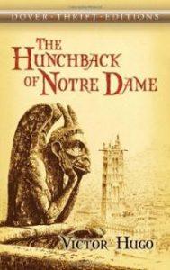 Classic novel, The hunchback of Notre Dame, Victor Hugo