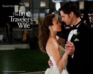 Romance novel. the time travelers wofe