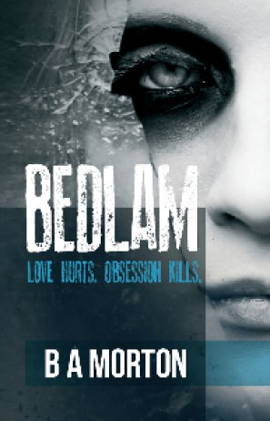 Bedlam, B.A. Morton, WorldBook Day