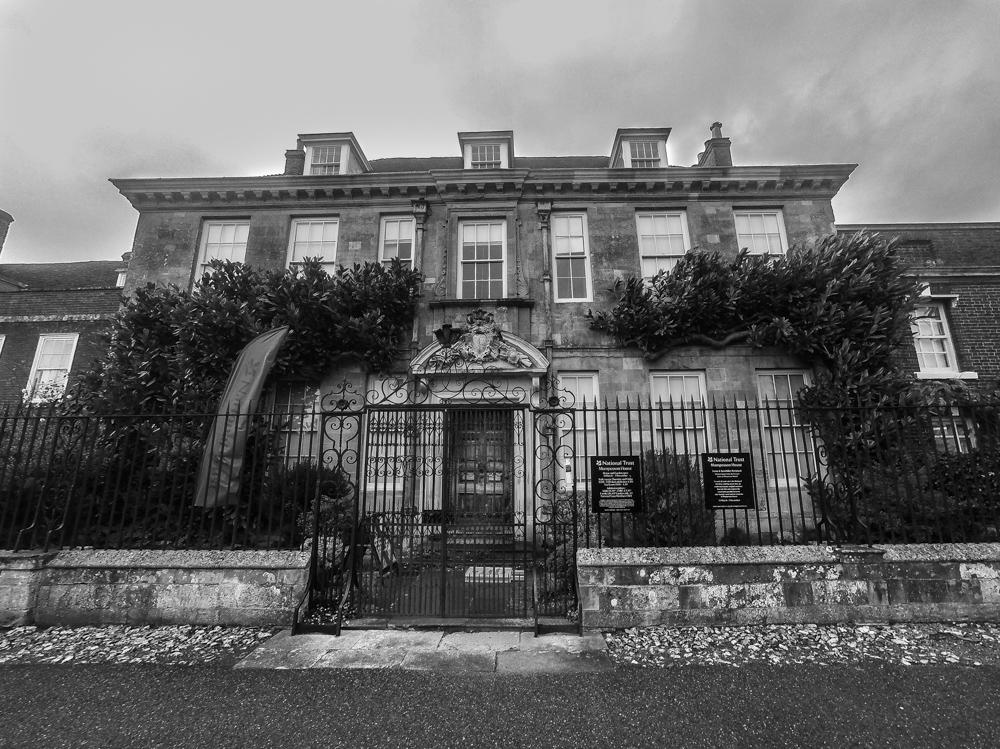 Mompesson House, Jane Austen, Salisbury, Dorset