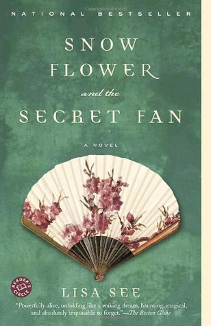 Snow Flower and the Secret Fan by Lisa See, World book Day