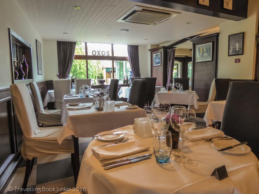 OXO Restaurant Mount Royale Hotel York UK