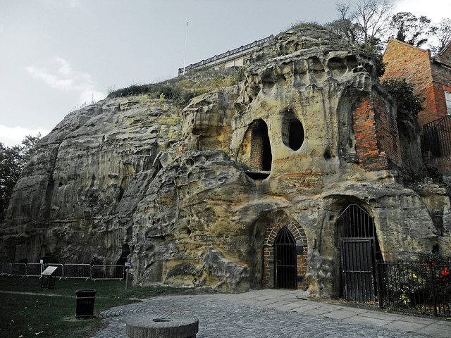 Nottingham Caves, Nottingham