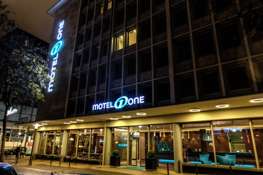 Motel One, Essen, Germany, Hotel chain