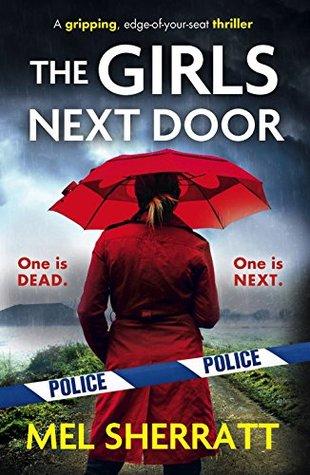 Mel Sherratt, self published author, crime, thriller