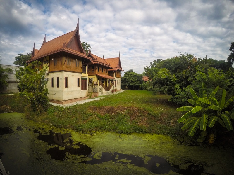 Why Everyone Should Stay at Luang Chumni Village in Ayutthaya