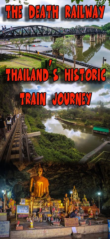 History, Travelling Book Junkie, Death Railway, Thailand, Kanchanaburi. Burma, Railway, Travel, Travelling, Thai countryside. unique travel, unusual travel