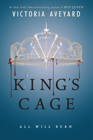 King's Cage, Victoria Aveyard, February release, new book, publishing, Travelling Book Junkie