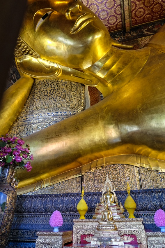 Golden reclining Buddha Wat Pho Bangkok Thailand Travelling Travel Travelling & There Is More To Wat Pho Than Just The Giant Reclining Buddha islam-shia.org