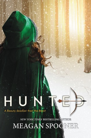 Hunted, Meagan Spooner, fiction, book, novel, Travelling Book Junkie, March new release