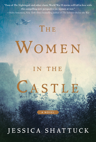 The Women in the Castle by Jessica Shattuck, book, novel, fiction, Travelling Book Junkie, March new release