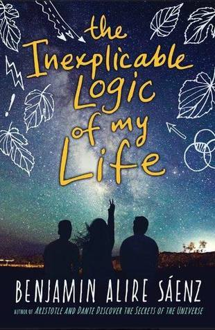 The inexplicable Logic of my life, Alire Saenz, Book, novel, writing, author, Travelling Book junkie, March new release