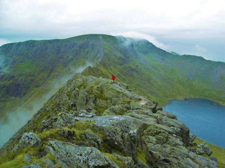Striding Edge, Lake District, UK, camping, glamping, quirky, Travelling Book junkie, travel, Travelling