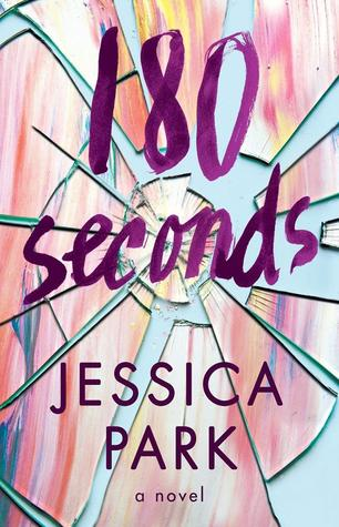 April new read, book, novel, 180 Seconds, Jessica Park, Travelling Book Junkie
