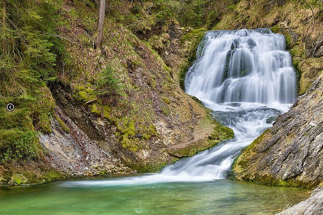 Waterfalls, Germany, Bavaria, Travel, Travellling Book Junkie