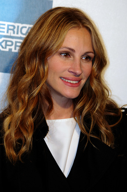 Julia Roberts, Atlantic City, America, USA, Hollywood, films ,stars, Travelling Book Junkie