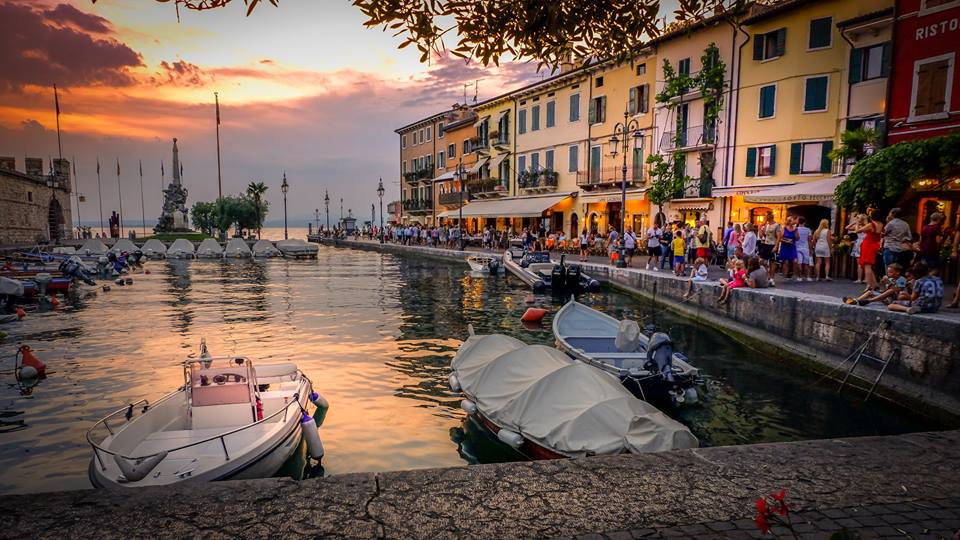 Lake Garda, Lasize, Italy, Bavaria, Travel, Travelling Book Junkie