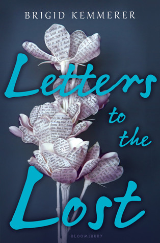 April New Read, Letters to the Lost, Brigid Kemmerer, Travelling Book Junkie