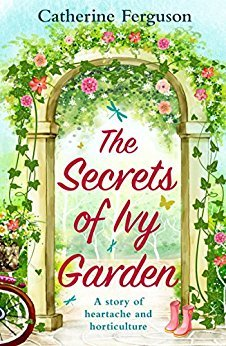 April new read, book ,novel, Travelling Book Junkie, The Secrets of Ivy Garden, Catherine Ferguson
